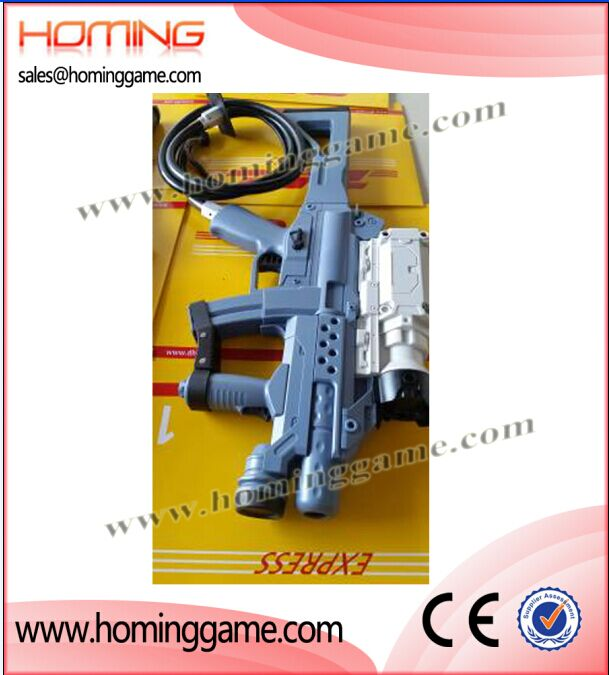 Gun Assbely For Operation Ghost Shooting Game Machine,Hot sale Game Machine Accessory,game machine accessory,game machine parts,game parts,simulator game machine accessory,simulator game machine parts,gun shooting accessory,gun shooting parts,amsuement game equipment accessory,arcade game machine accessory,electrical slot game machine accessory,game machine,arcade game machine,coin operated game machine,amsuement game equipment,amusement park game euipment,electrical slot game machine,indoor game equipment,FEC game equipment,amusement park game equipment.
