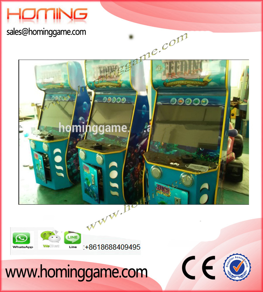 Frenzy Feeding II Kides Redemption Game Machine,Family Entertainment Game,Frenzy Feeding,Frenzy Feeding Game Machine,Kids Redemption Game Machine,Redemption Ticket Game Machine,Game Machine,Arcade Game Machine,Coin Operated Game Machine,Amusement Park Game Machine,Electrical Slot Game Machine,Games,Game Machine Manufacturer,Game Machine Supplier