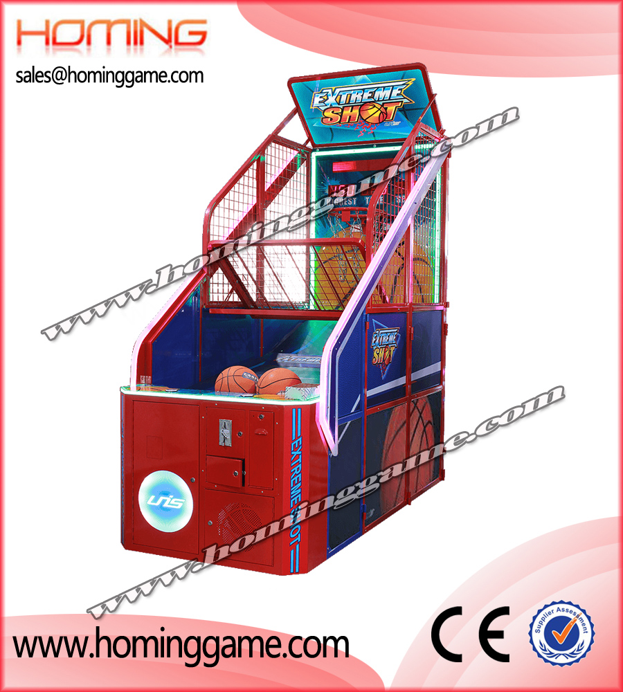 2017 Extreme Shoot Basketball Redemption Arcade Game Machine,shooting hoops,shooting hoops basketball game machine,basketball game machine,street basketball game machine,game machine,redemption game machine,arcade game machine,redemption ticket game machine,kids game machine,kids arcade game machine,children game machine,amusement park game machine,amusement park game equipment,entertainment game machine