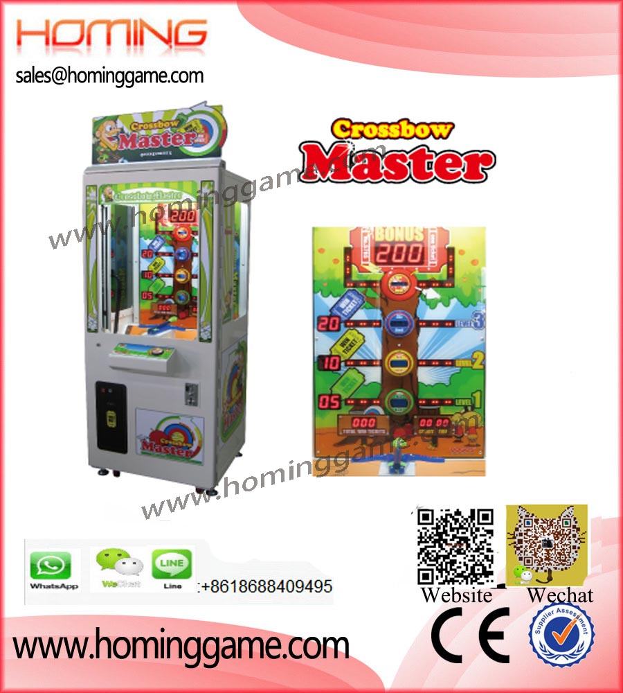 crossbow master game machine,crossbow master,crossbow master redemption game machine,redemption game machine,redemption ticket game machine,ticket game machine,game machine,arcade game machine,coin operated game machine,indoor game machine,electrical game machine,amusement park game equipment,game equipment,games,kids redemption game machine,redemption game,kids game equipment,amusement park kids game equipment,electrical kids game machine,coin operated kids redemption game machine,hominggame redemption game machine,hominggame redemption ticket game machine,lottery game machine,kids lottery game machine,kids lottery redemption ticket game machine,hominggame,www.hominggame.com,gametube.hk,www.gametube.hk