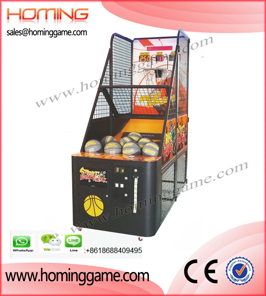 Street Baketball Redemption Game Machine,Hot Sale Basketball Game Machine,BasketBall Game,Basketball Game Machine,Shooting Hoops Basketball Game Machine,basketball Machine,Basketball Redemption Game Machine,Game Machine,Arcade Game Machine,Coin Operated Game Machine,Electrical Game Machine,Kids Game Machine,Redemption Ticket Game Machine,Ticket Game Machine,Kids Game,Entertainment Game Machine