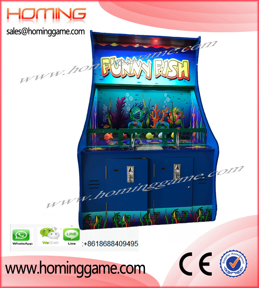 Funny Fish Redemption Game Machine,Arcade Kids Family Entertainment,Funny Fish,Funny Fish Game Machine,Kids Game Machine,Redemption Game Machine,Redemption Ticket Game Machine,Game Machine,Arcade Game Machine,Coin operated Game Machine,Family Entertainment,Entertainment Game Machine,Electrical Slot Game Machine,Indoor Game Machine