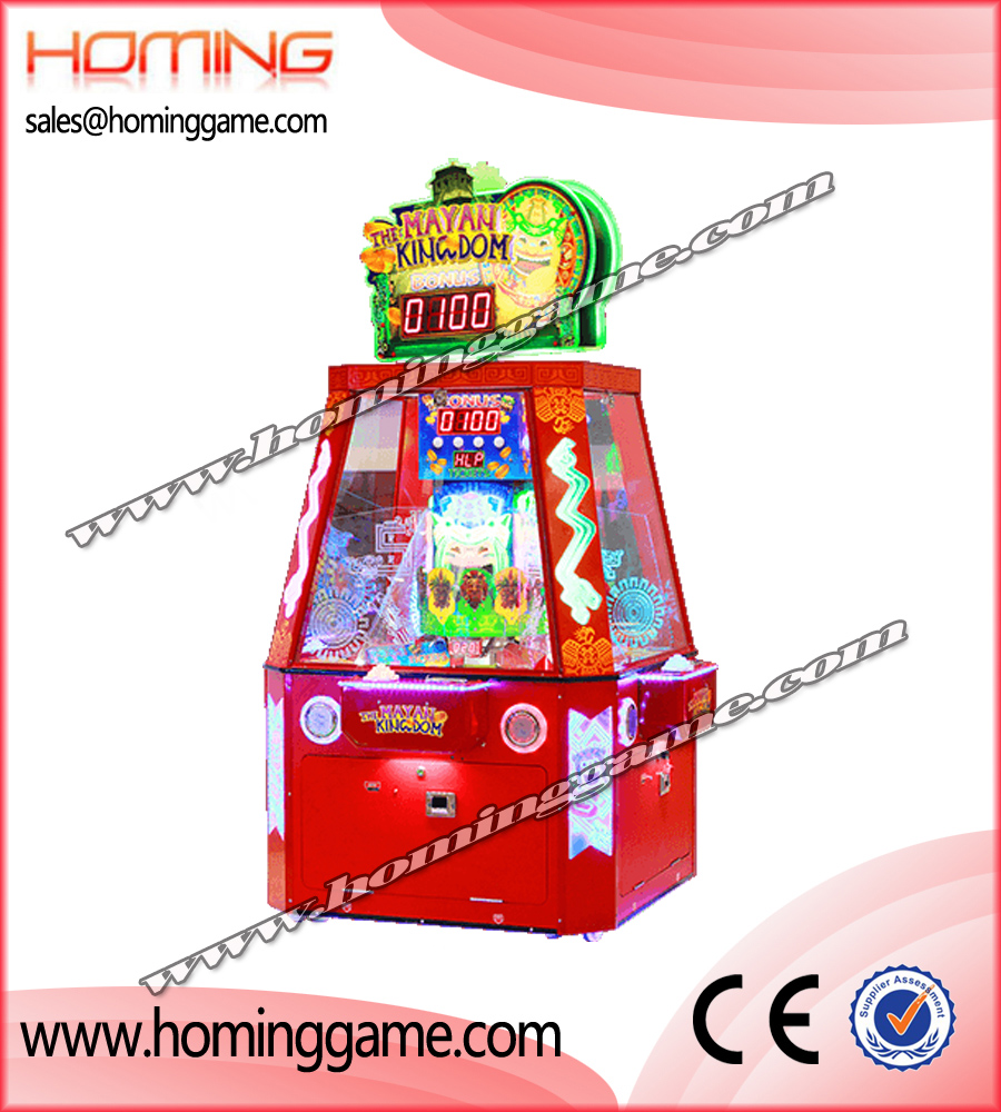 Mayan KingDom Coin Pusher Arcade Game Machine,coin pusher,coin pusher game machine,penny pusher game machine,token pusher game machine,coin pusher slot game machine,slot game machine,gaming machine,penny pusher arcade game machine,push coin machine,game machine,arcade game machine,coin operated game machine,indoor game machine,entertainment game machine,amusement park game machine,amusement park game equipment