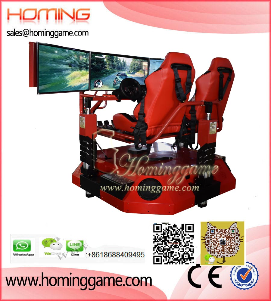 2018 Newest 360 Degree Rotating Racing Car Game Machine With Hydraumatic System By HomingGame,Rotating Car Game Machine,360 degree rotating racing car game machine,Car Game Machine,Simulator Game Machine,Racing Gaming Machine,Racing Machine,Video Game Machine,Arade Video Game Machine,Racing Machine,Racing Game,Game Machine,Arcade Game Machine,Coin Operated Game Machine,Amusement Park Game Equipment,Indoor Game Machine,Electrical Game Machine,Gaming Machine,Coin Games,Indoor Game Machine,Racing Car Game Machine Supplier,Racing Car Game Machine Manufactuer,HD Racing Car Game Machine,HomingGame Racing Car Game Machine