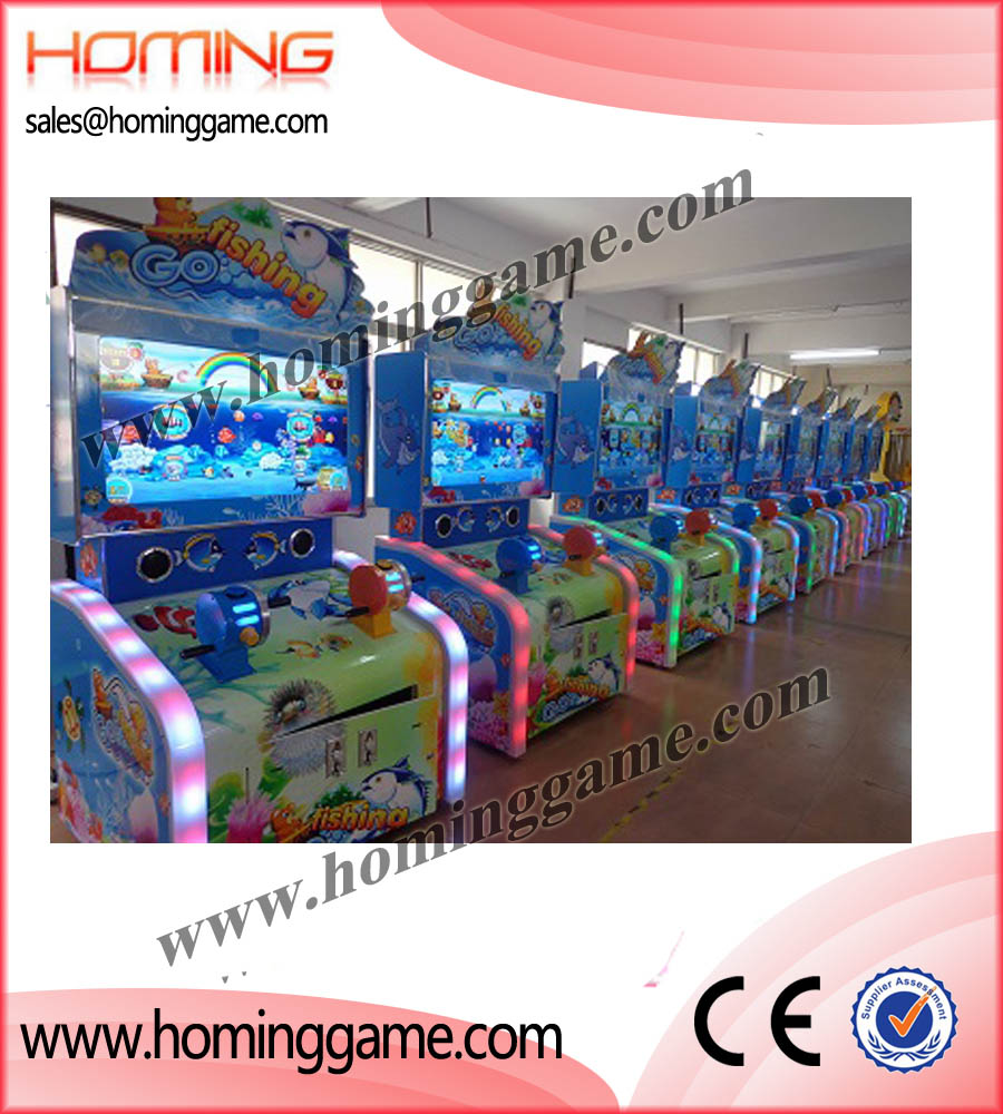 2016 Go Fishing Kids Redemption Game Machine Best For FEC Center(6 Players or 2 Players),video redemption arcade game,Go fishing,harpoon lagoon,deep sea,treasure,crompton,pusher,coin pushers,redemption,game,games,shark,win,redemption machine,fishing game,fishing game machine,redemption ticket game machine,game machine,arcade game machine,coin operated game machine,amusement park game equipment,indoor game machine,FEC game machine,kids game equipment,slot machine,gaming machine,ticket redemption game machine,redemption ticket game machine,slot machine,gaming machine,casino machine.